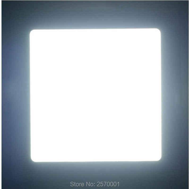Epistar chip 3 tahun garansi 3 w persegi led down light led panel langit-langit downlight cob spotlight bulb