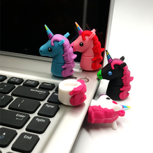 Unicorn USB Flash Drive USB 2.0 4GB 8GB 16GB 32GB 64GB Memory Stick Pendrive