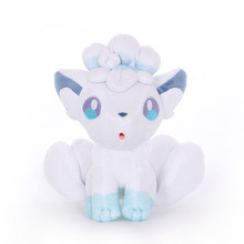 PlushToy Animals Carton Movie Ice and Fire Vulpix Plush Cute Anime Soft Toys for Friend Gift Quality Claw Machine Doll 50cm big ice vulpix plush toys kid doll for children gift soft cute anime pikachu childhood memories birthday present toy
