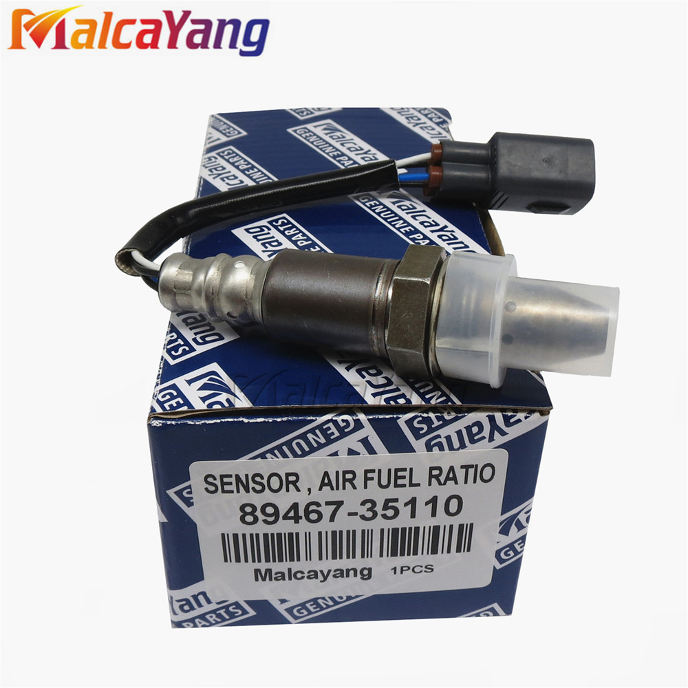 High quality Air Fuel Ratio Sensor Oxygen Sensor For Toyota 4Runner FJ Land Cruiser for Lexus GX460 LX570 89467-35110 8946735110 цены