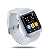 10 stücke Bluetooth Smart Uhr U8 Höhenmesser Barometer Trinken Uhr Armbanduhren Wasserdicht Passometer Smartwatch FÜR IOS Android