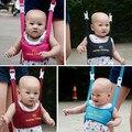 Ejercicio seguro arquero cuidado del bebé a pie de aprendizaje senderismo asistente arnés palo sling niño girsl bebé ayuda cinturón alas