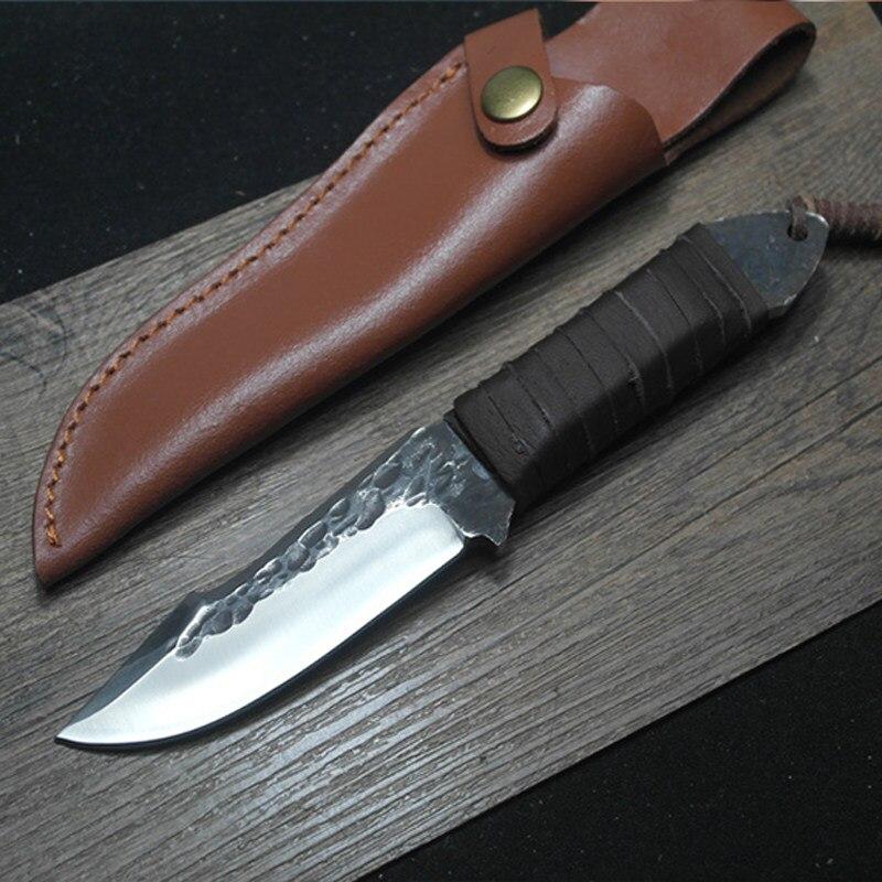Tragbare Hand Messer Taktische Taschenmesser Kalter Stahl Messer 60 ...