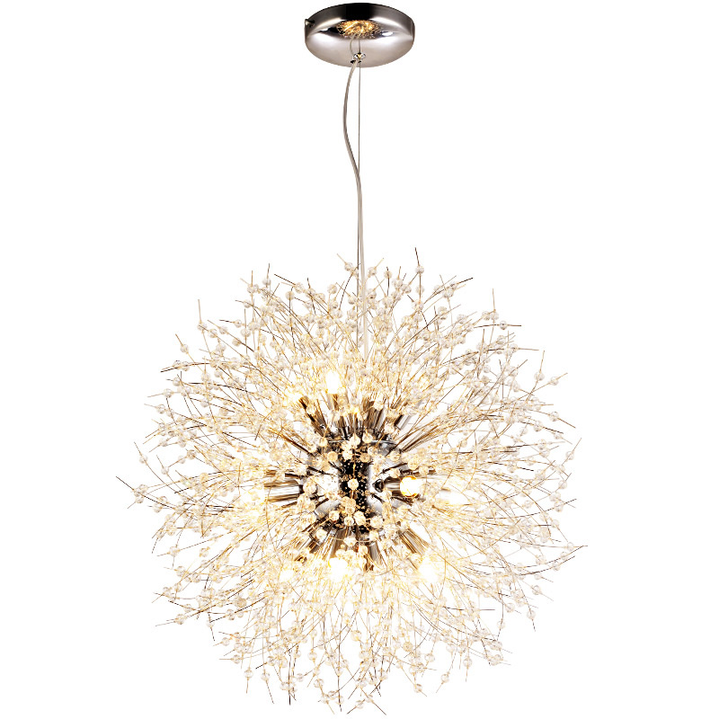 Modern Crystal Ball Chandelier lighting lustre led moderne for dinning room living room avize modern salon|Chandeliers| |  - title=