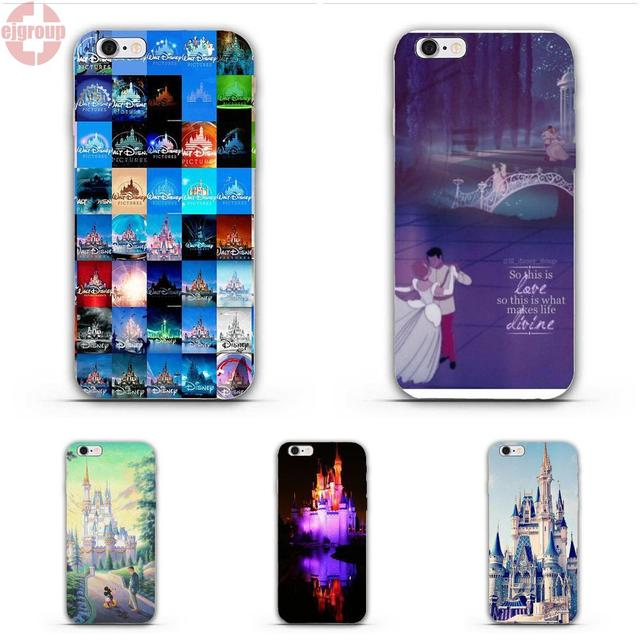 ejgroup soft tpu silicon phone cases covers lovely princess cartoon
