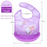 Bibs Cotton Burp Cloths Cartoon Breastplate Skip Hot Zoo Soft Children Plain Baby Plastic Bib Apron