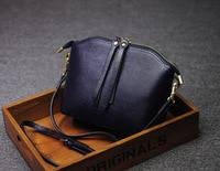 2018 Promotion Real Chain Strap High Quality Genuine Leather Crossbody Casual Handbag Shoulder Small Mini Dress match Women Bag