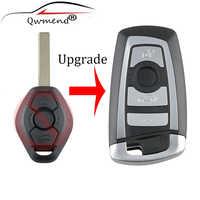 Neue stil Remote key Für BMW EWS system 433/315Mhz 325 330 318 525 530 540 E38 E39 e46 M5 X3 X5 Transponder Chip PCF7935 + HU92