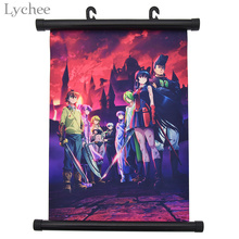 Anime Akame ga KILL Wall Scroll Hanging Poster Canvas Painting Home Decor
