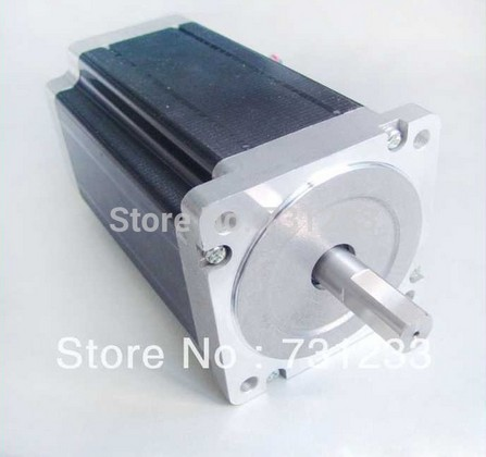 цена на 2pcs/lot NEMA 34 Stepper Motor 6A 12N.m (1667 oz-in) Frame 86mm Body 150mm CNC Stepping Motor CE ROHS