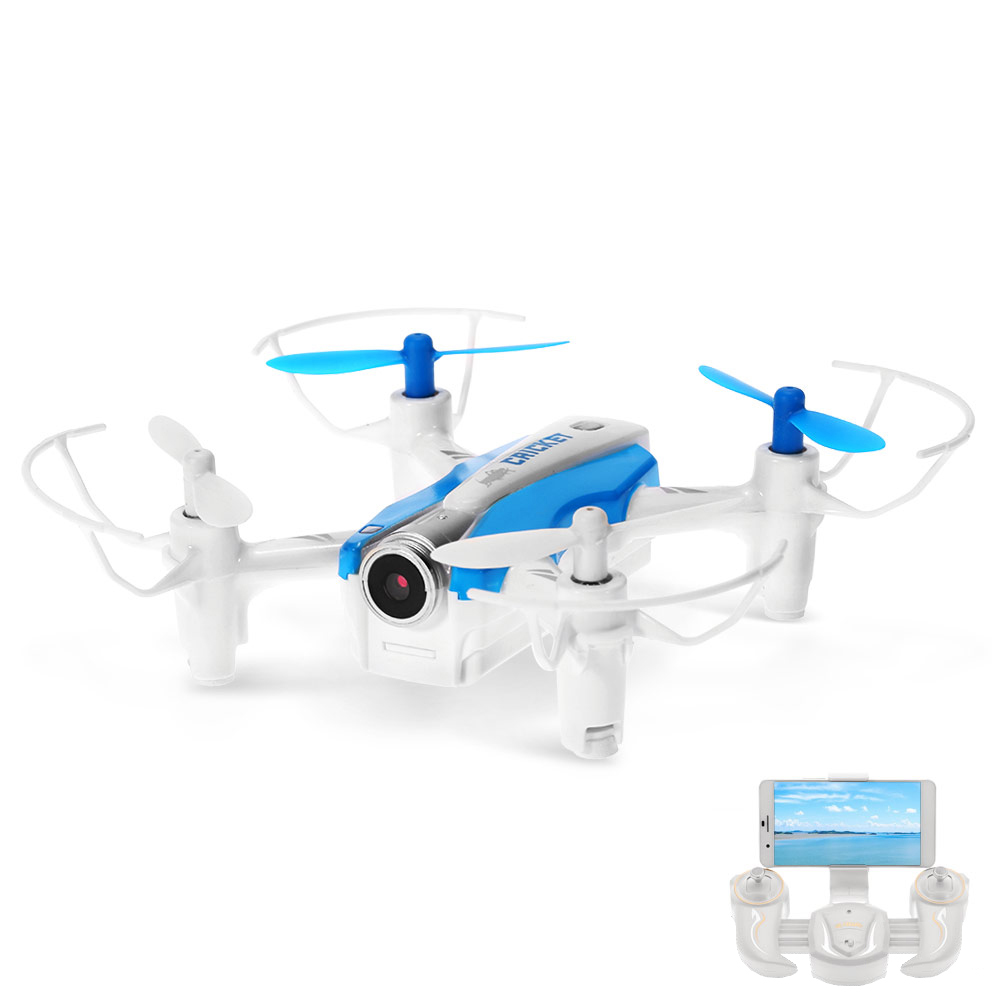 Original Cheerson CX-17 CRICKET 0.3MP Camera Wifi FPV Drone 2.4G 4CH 6-Axis Gyro RC Quadcopter G-Sensor Selfie RTF Helicopter