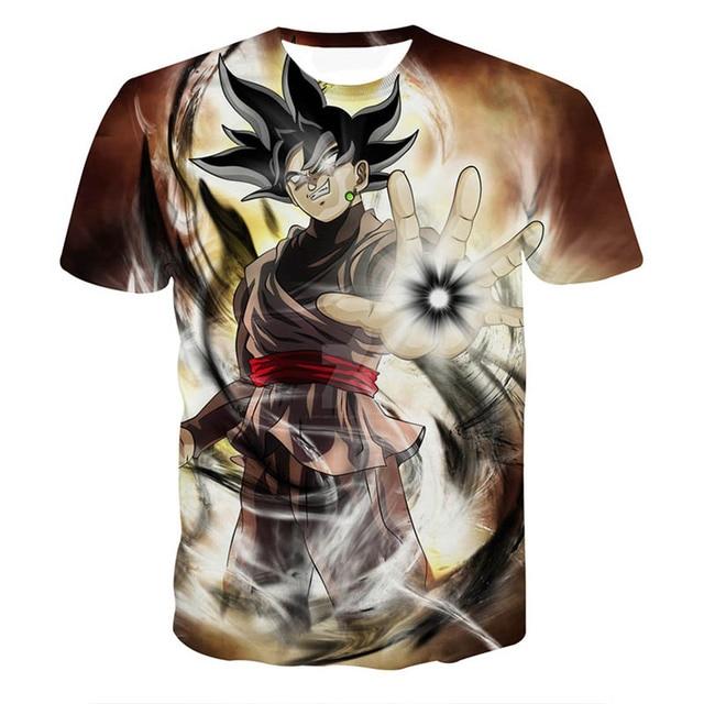 T Fresco Nero Fusion Hop Goku Buco Soshirl Hip Degli Shirt tdshQrxCB