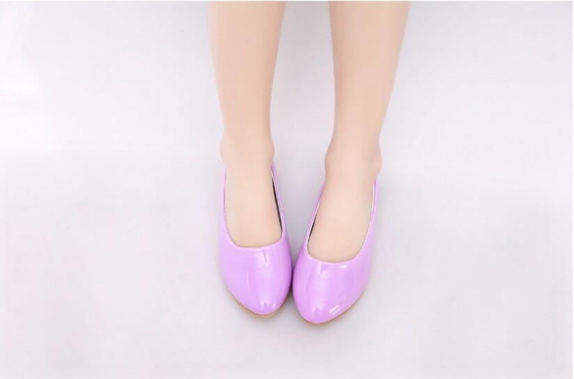 girl leather shoe-29