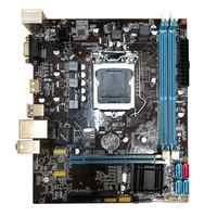 B75M LGA1155 Motherboard Micro-ATX B75 Socket LGA 1155 32GB DDR3 SATA3.0 USB3.0 for Intel Xeon i3 i5 i7 Better than H61