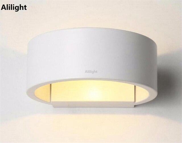 Plafoniere Da Parete A Led : Alluminio moderna lampada da parete a led indoor foyer corridoio