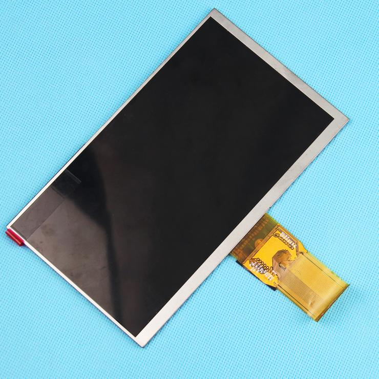 New LCD Display Matrix For 7 Explay Hit 3G Tablet inner TFT LCD Screen Panel Lens Module Glass Replacement Free Tracking new lcd display matrix for 7 nexttab a3300 3g tablet inner lcd display 1024x600 screen panel frame free shipping