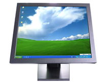 17 inch Infrared Lcd Multi Touch Monitor/Desktop Touch Monitor/LCD Monitor for POS display(China (Mainland))