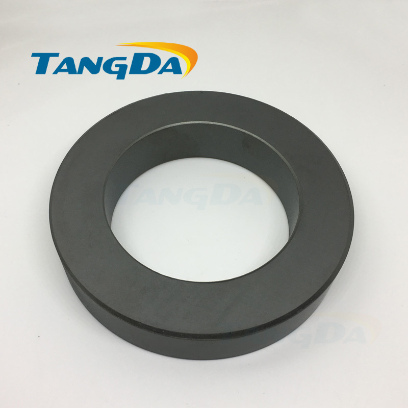 все цены на big ferrite core bead OD*ID*HT100*65*20mm ring MnZn 100 65 20 magnetic coil inductance anti-interference AG онлайн