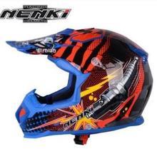 Мотоциклетный шлем профессиональный Off Road мотоцикл шлем Nenki шлем креста
