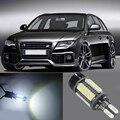 Новый 2 х T15 Ошибка Бесплатный LED Обратный Резервное копирование Лампочки для Audi A4 B8 Rs4 2010 2011 2012 2013 2014 2015 Автомобилей укладки