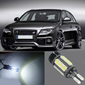 New 2 x T15 Error Free LED Reverse Back up Light Bulb For Audi A4 B8 Rs4 2010 2011 2012 2013 2014 2015 Car Styling