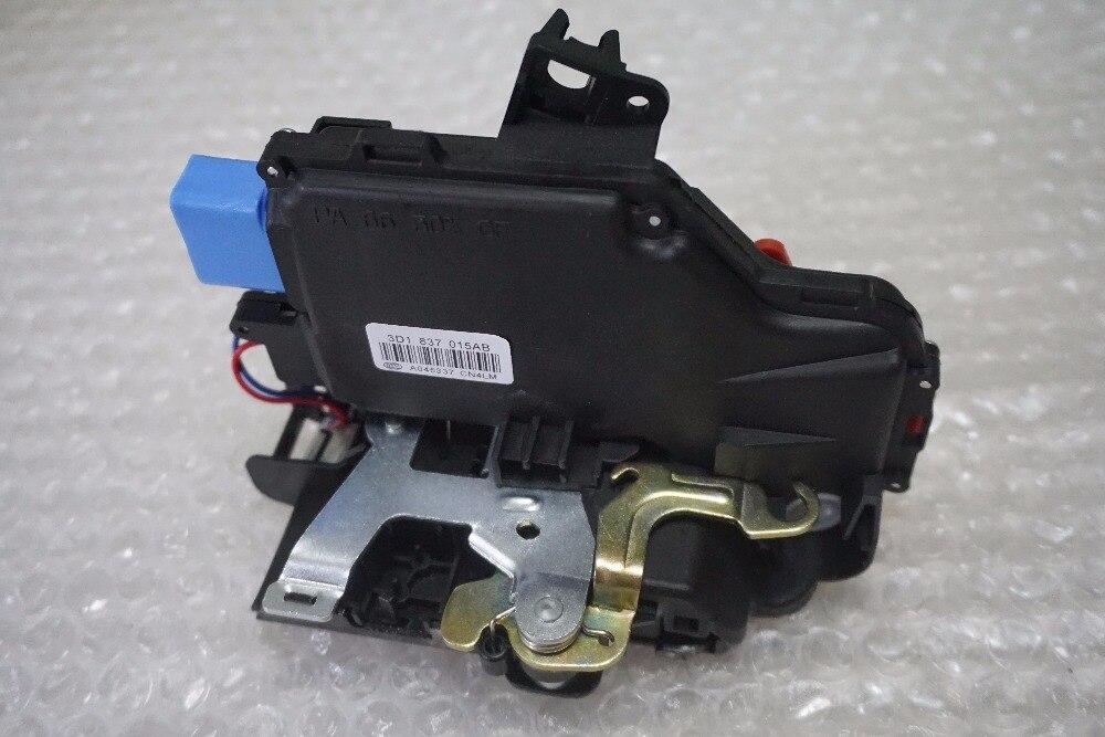 Accionador de cerradura de puerta 3D1837015 para GOLF 5 V MK5 para VW SEAT LEON TOLEDO SKODA Octavia, envío gratis, parte delantera izquierda