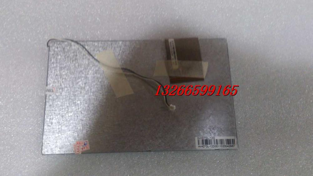 H-H070L-12D LCD screen 3MM HSD070IDW1-A20A21A23/7214H10C44-A0