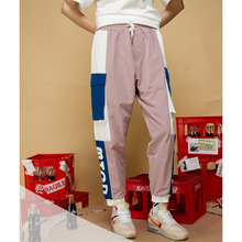Spring Fashion Hip-hop Cargo Pants Women Pantalon Baggy 2019 New Arrival Streetwear Womens Trousers Hit Colors Weat