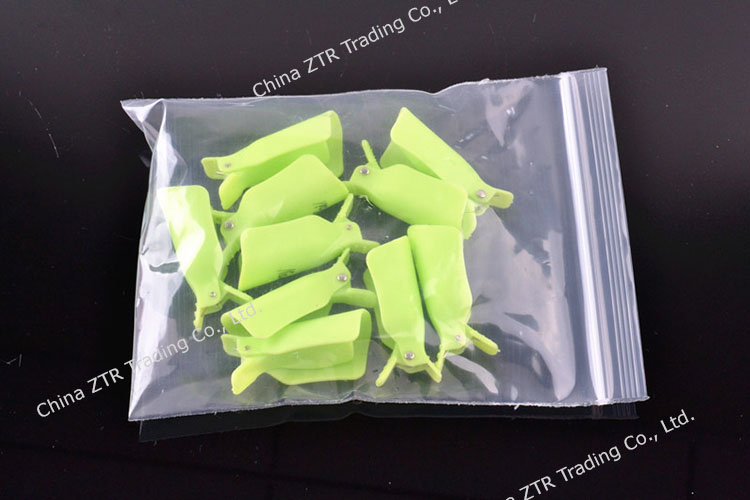 10pcs 1set Nail Polish Remover Clips Soaker Caps Soak-off Gel Polish Remover Clip UV Gel Polishes Wrap Tools Tin Foil Substitute