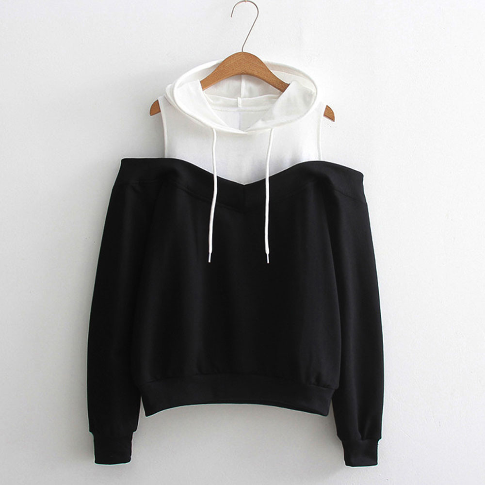 Feitong Womens Patchwork Sweat...