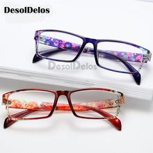 Ultralight Presbyopia Lenses Women Men Reading Glasses Presbyopic Unisex Eyeglasses Gift for Parents
