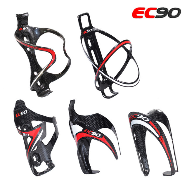 EC90 All carbon fiber bicycle water bottle rack / high strength ...