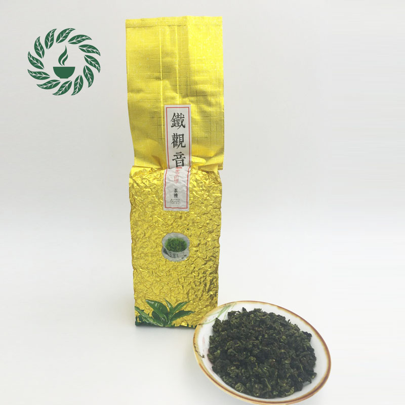 Hot products 250g new Chinese Oolong tea Anxi Tieguanyin Green Slimming Tea Natural Organic Health care tiguanin weight loss