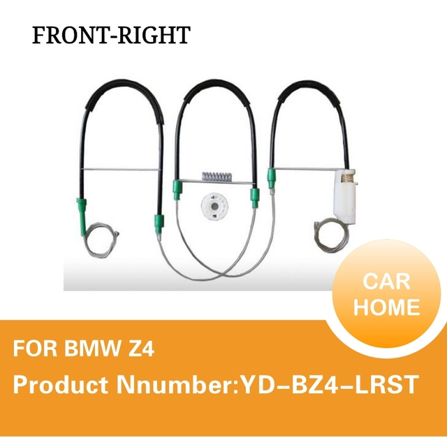 For Bmw Z4 Roadster E85 E86 Cabriolet Window Regulator Repair Kit