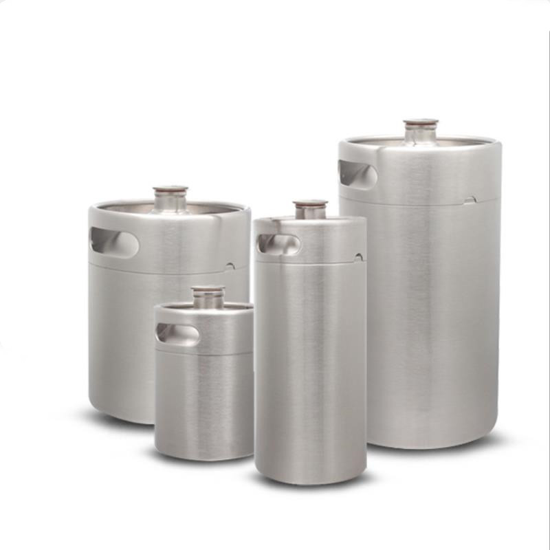 Stainless-Beer-Kegs-Portable-Stainless-Volume-5-Liter-176Oz-Mini-Keg-Beer-Growler-Home-Brew-Draft