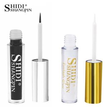 SHIDISHANGPIN 1 pcs Eyelash Glue 5ML Lash Glue Clear Black Lashes Glues Mink Eyelashes Glues cosmetic tools primer for eyelash 1