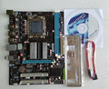 New all-solid-state 1366-pin X58 motherboard suporte para X5650 Xeon E5520 L5520 CPU DDR3
