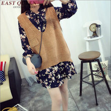 Female sweater vest attractive sweater lady 2016 good sweaters for ladies style girls's heat vests AA1434