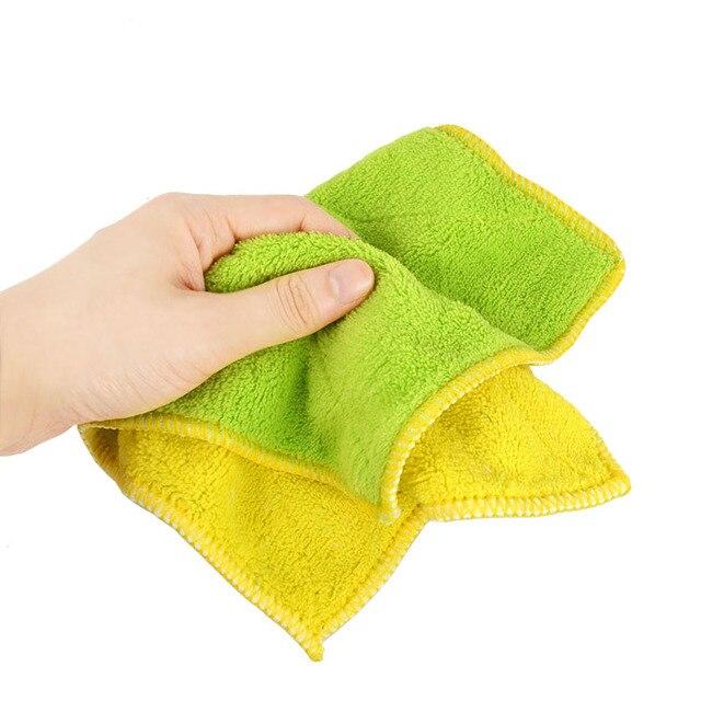 Pa o de cocina limpio trapo toalla de tela de microfibra - Trapo de cocina ...