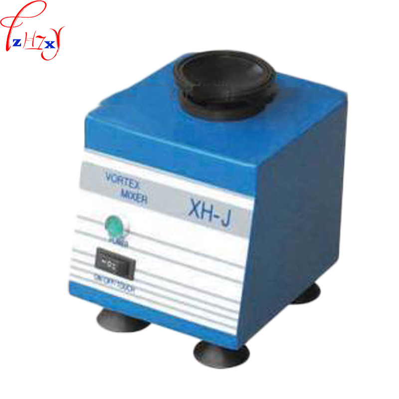XH-J Vortex mixer desktop laboratory eddy oscillator equipment vortex mixer 220V 60W 2800rpm 1PC pogorzelski ronald j coupled oscillator based active array antennas