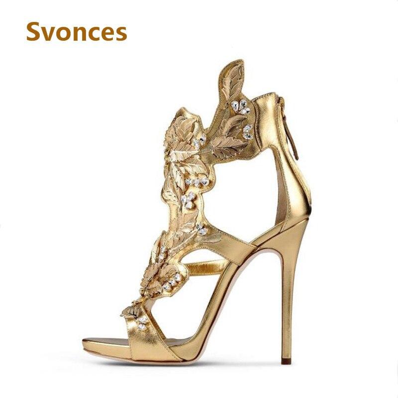 Talons Show Designer De As Femmes Chaussures Mode Hauts Gladiateur OnwNPXZ8k0