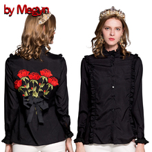 bow shirts women Megyn