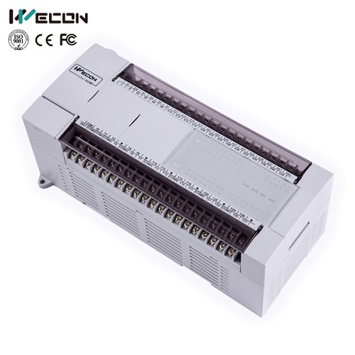 wecon LX3V-3624MT4H-D 60 points plc smart controller for automation robot wecon 20 points micro controller for uk plc market lx3vp 1208mr d