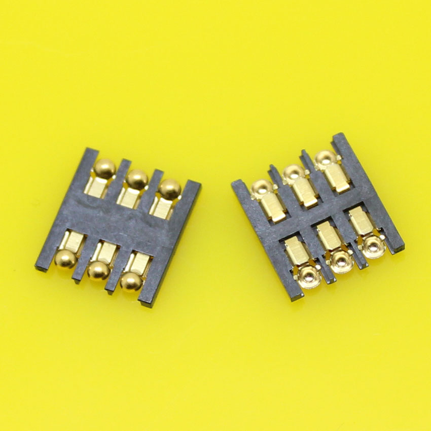 Best Price for Huawei sim card reader socket slot connector for C8815 G610 C8813 T8833 C510,2pcs/lot.