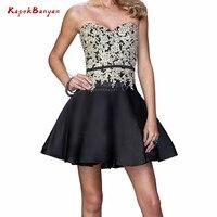 Аппликация золотого цвета короткое платье на выпускной нарядное, без рукавов, на молнии длиной выше колена мини юбка для платья для девочек