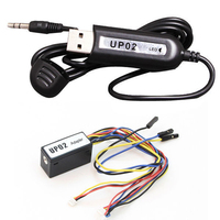 Walkera Parts UP02 Firmware Upgrade Adapter UP02 Upgrade Cable Kit For DEVO 7 Transmitter DEVO Receiver