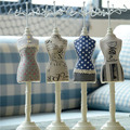 Christmas Mannequin Doll Rack Necklace Earring Ring Jewelry Display Organizer even supply Wedding Party Decoration