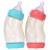 Hot 260 ML Cuidados de Enfermagem Anti-flatulência PPSU Mamadeiras Bebê Arco Infantil aleitamento Materno Leite Suco de Frutas Água garrafa