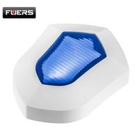 Home Security Alarm Outdoor Waterproof Siren Loud Voice Anti Theft Alarm Horn For G90B Security GSM