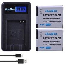 2 шт. DMW-BCM13 DMW BCM13 BCM13 Камера Батарея + ЖК-дисплей USB Зарядное устройство для Panasonic Lumix ZS27, ZS30, ZS35, DMC-ZS40/ZS50, FT5, LZ40, TZ41, TZ55